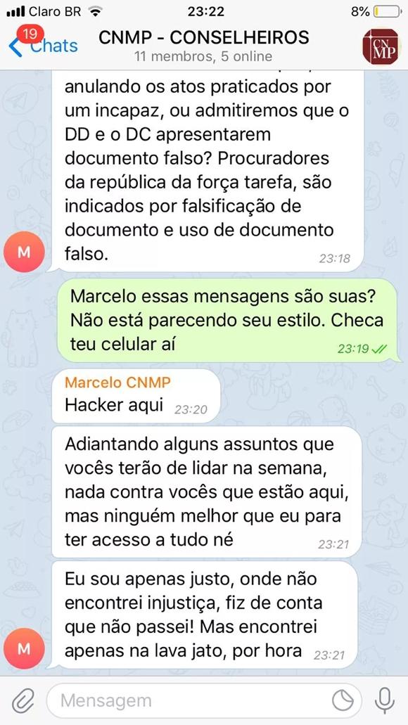 hacker conversa