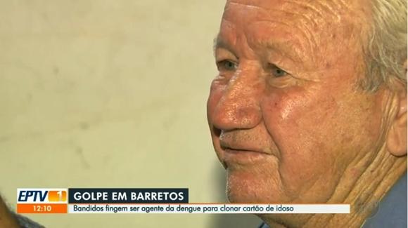 GOLPE EM BARRETOS